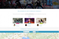 Starmoves - The ultimate dancing page