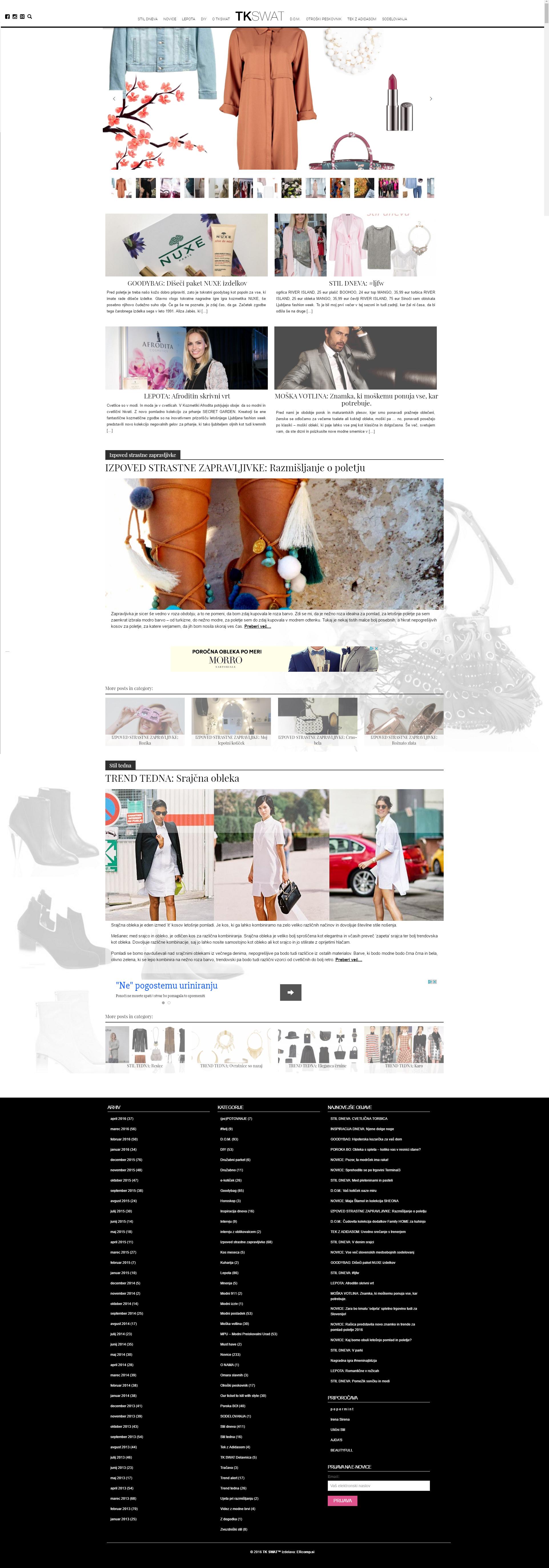 TK SWAT - Blog - Fashion - Amazing white