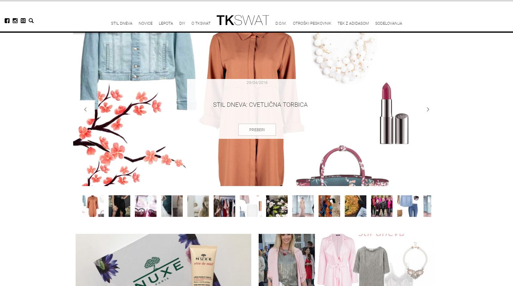 TK SWAT - Blog - Fashion- Amazing white